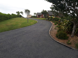 Asphalt Driveways, Paths, Patios & Carparks